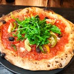 9 - Pizza  Marinara e Verdure + opakowanie (1,50)