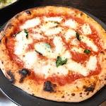 1 - Pizza Margherita + opakowanie (1,50)