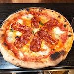 13 - Pizza Gorgonzola Piccante + opakowanie (1,50)