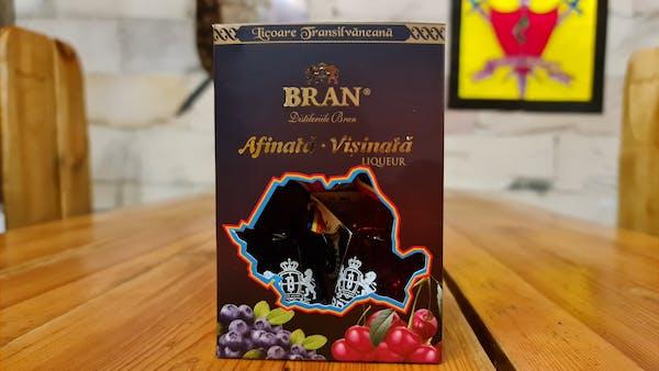 Set Toi Bran Visinata+Afinata, 45ml