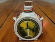 Plosca tuica alba 100ml-ceramica