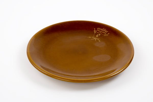 Farfurie fel principal din ceramica