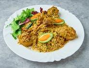 Hazi Biryani z kurczaka