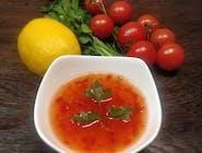 Sos słodko pikantny / sweet and hot chili sauce