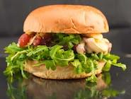 JJ Camembert Burger