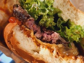 JJ Beef Burger Classic