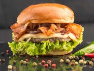 JJ BBQ Bacon Burger