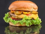 JJ Jalapeno PiriPiri Burger