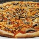 3. Pizza Funghi