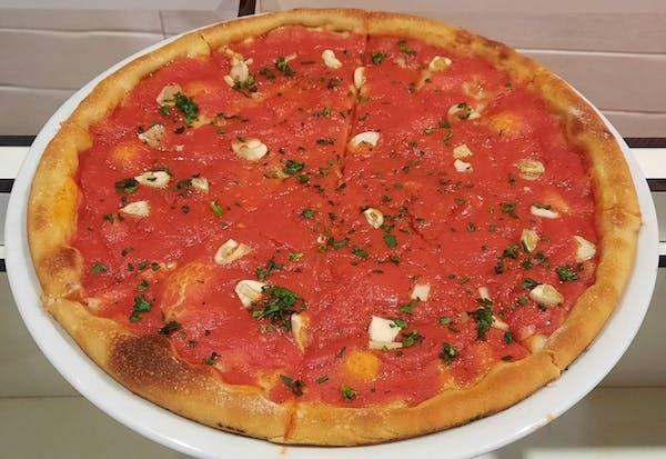 1. Pizza Marinara