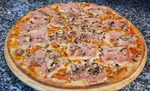 7. Pizza Regina
