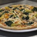 10. Pizza Vegetariana