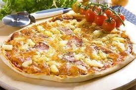 Pizza Havaiano