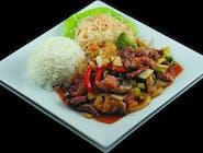 Orientalna wołowina