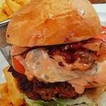 Home becon burger PREMIUM