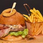 Rustikalni hamburger