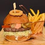 Western hamburger