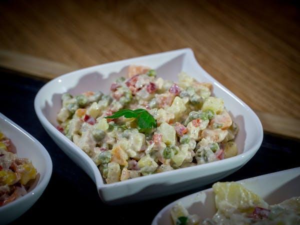 Salată de boeuf 200 gr/pers