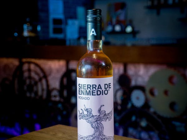 Vin Bodegas Alceno roze sec (750 ml)