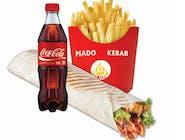 Kebab rolada zestaw- mega