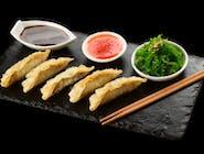 Pierożki Gyoza z tofu i warzywami