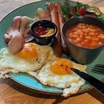 Śniadanie Angielskie NUDNY JOHN