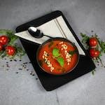 Krem z pomidorów wege