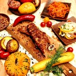 Zestaw z Lula kebab