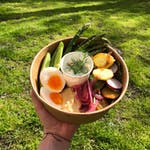 Szparagowy bowl