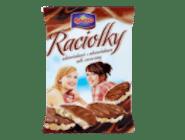 Raciolky mliečno-kakaové