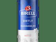Birell nealkoholické pivo 0,5l plech