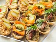Kanapki wegetariańskie