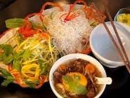 Bun Cha (tradycyjne danie wietnamskie)