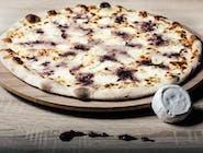 Pizza Hermelínová s brusinkami 50cm
