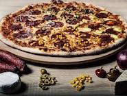 Pizza Salámová 50cm