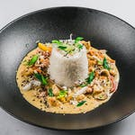 Curry wok s piletinom i jasmin rižom