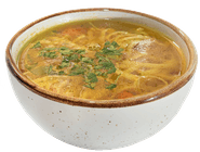 Rosół domowy (1 litr)