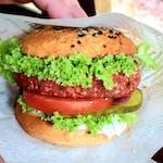 Soya Burger - frytki (opcja)