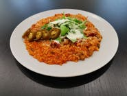 65. Risotto Jalapenos