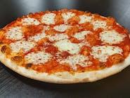 Menu 9: Margherita pizza
