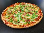 34. Pizza Panchetta