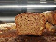 Chleb Razowy   z orzechem włoskim