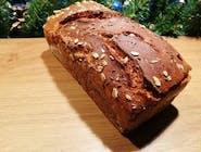 Chleb żytni na zakwasie z Kminkiem