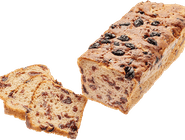 Chleb żytni na zakwasie z Żurawiną