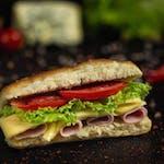 Sandwich Șuncă + Cașcaval