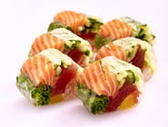 Sashimi Fit Roll
