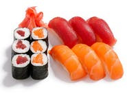 Set Salmon & Maguro