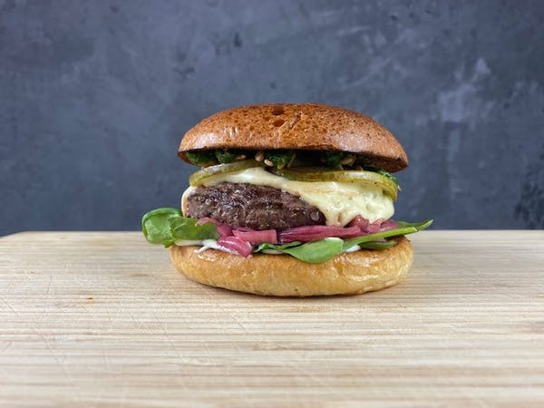 Gruszka - Burger Miesiąca!
