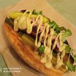 Hot - dog amerykański