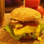 Mini burger chesse